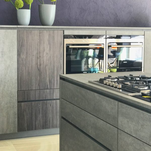 IMG 3796 600x600 - Bucătăria ALNOCERA - CONCRETTO (Alno)