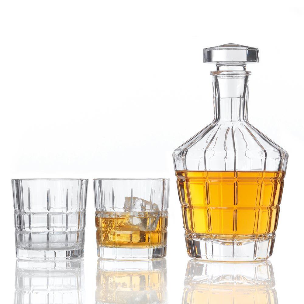 022765 2 k - Set pentru whisky 3 pcs. (L022765)