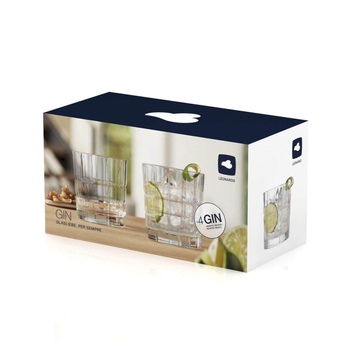 022775 9 k 1200x1200 - Set pahare pentru Gin whisky 2 pcs. (L022775)