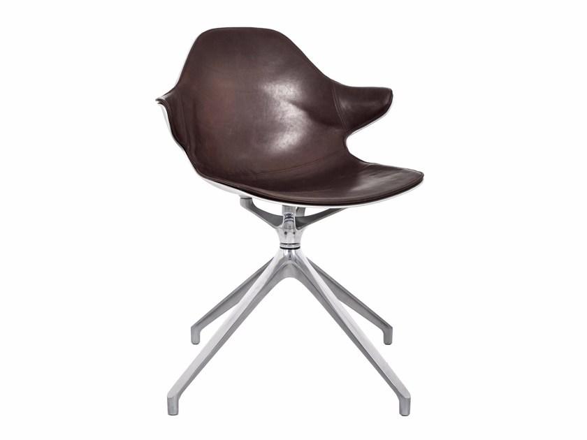 b kirk trestle based chair kff 231500 relfcf21e24 - Scaun pentru oficiu Kirk KFF