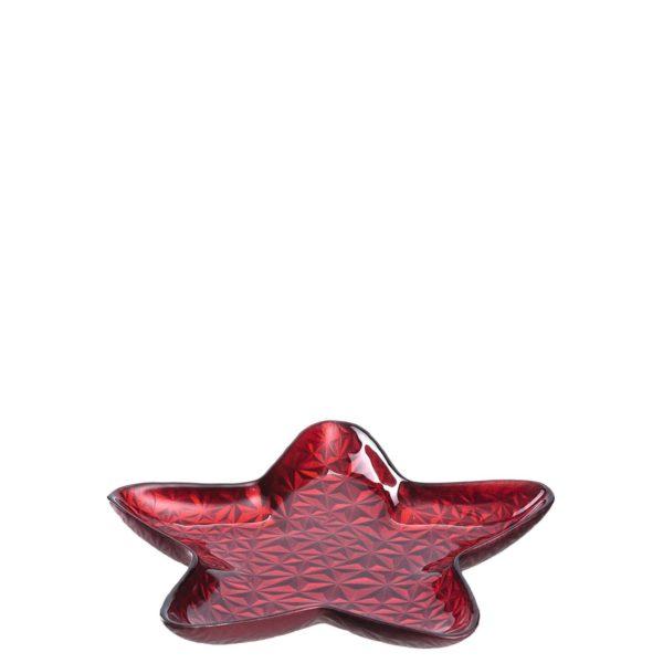 041333 0 k 600x600 - Platou Decora red LEONARDO (L041333)