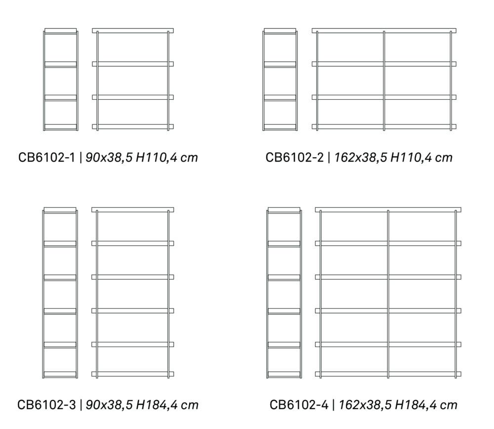 LIBRA COMPLETA - Raft Libra CONNUBIA (CB/6102)