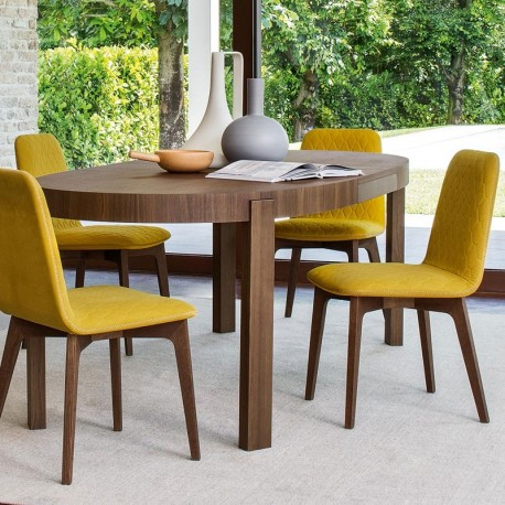 sami chair by connubia calligaris - Scaun Sami CONNUBIA (CB/1472)