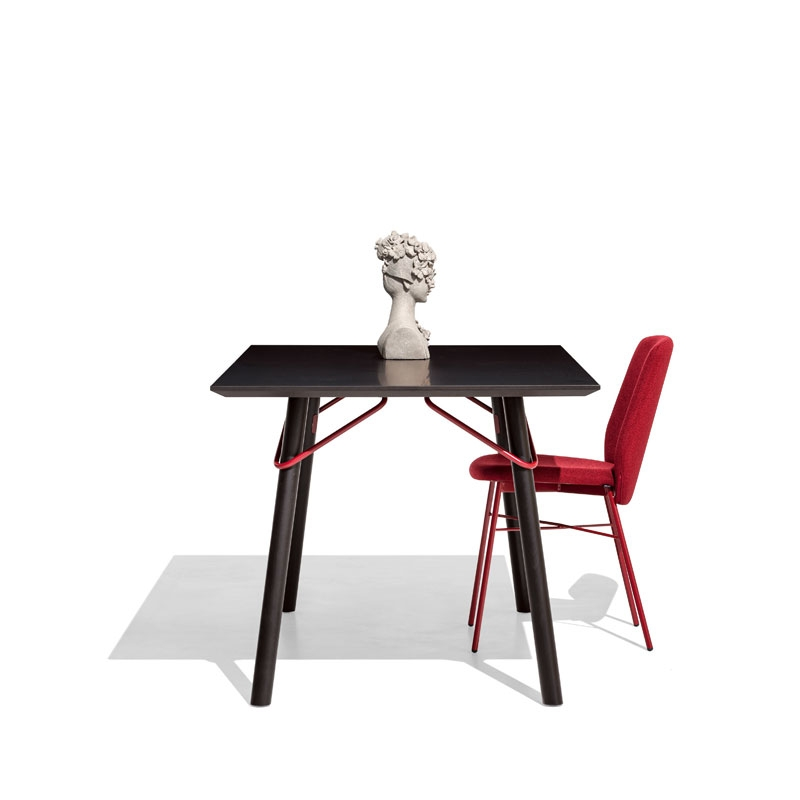 tria dining table 160 by connubia calligaris - Masă Tria (CB/4807)
