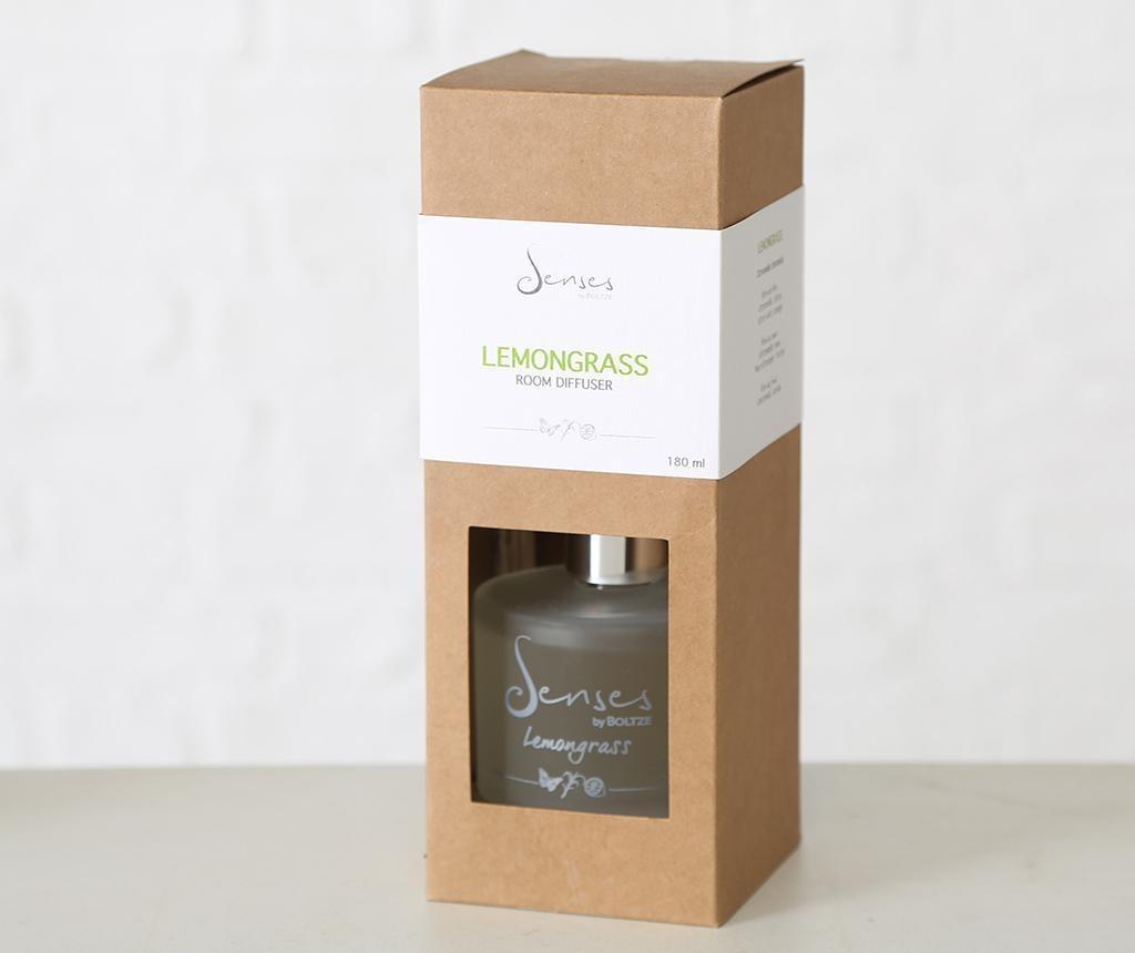 "1009096 2 - Difuzor ""Lemongrass"",  130 ml ,H24 cm (1009096)"