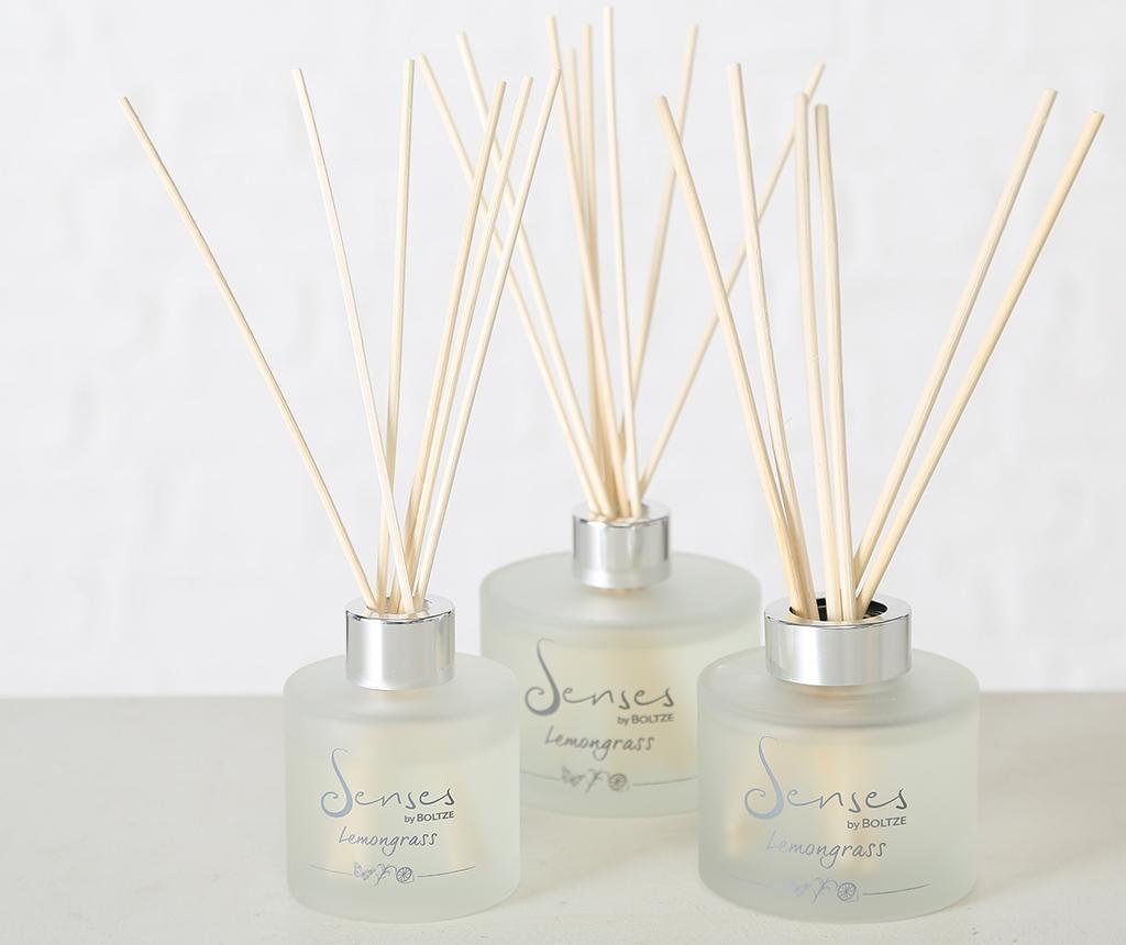"1009096 - Difuzor ""Lemongrass"",  130 ml ,H24 cm (1009096)"