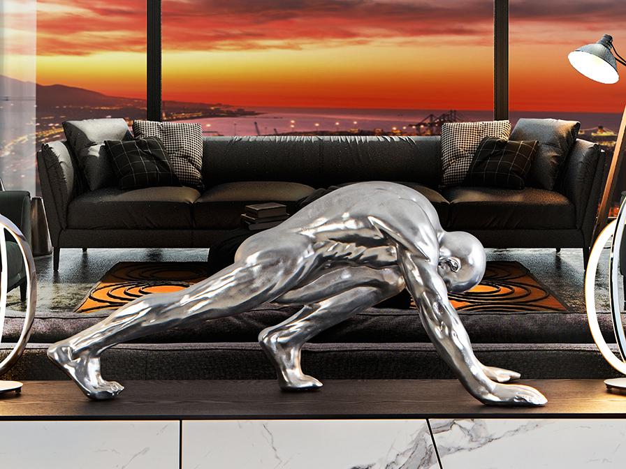 767057 - Figurină decorativă Asana SCHULLER (767057)