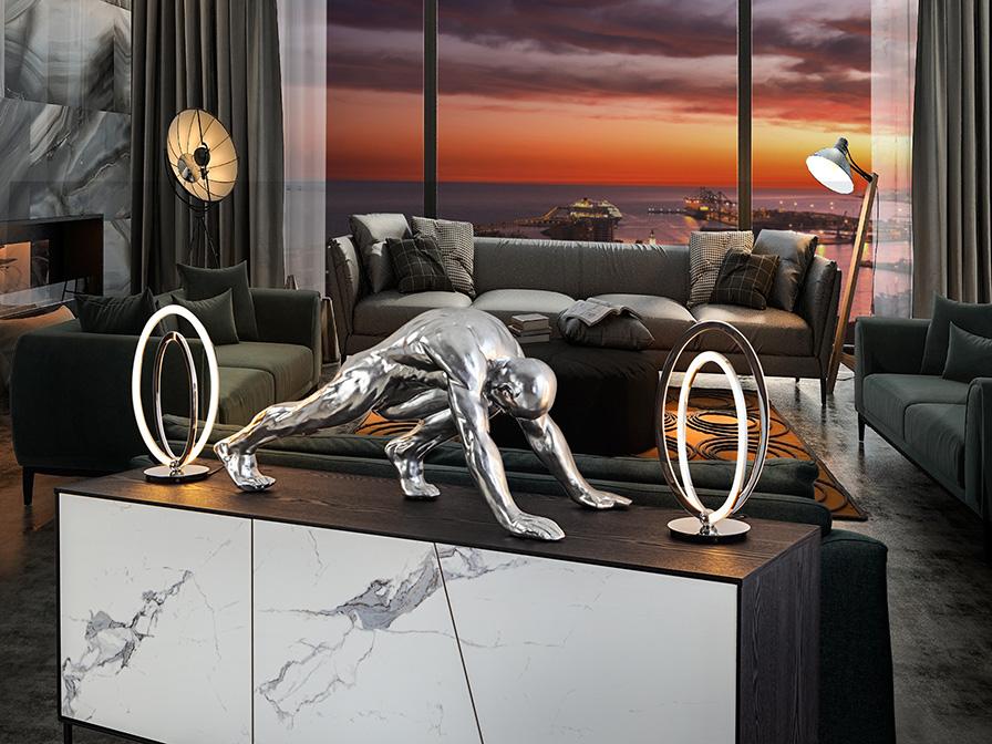 7670573 - Figurină decorativă Asana SCHULLER (767057)