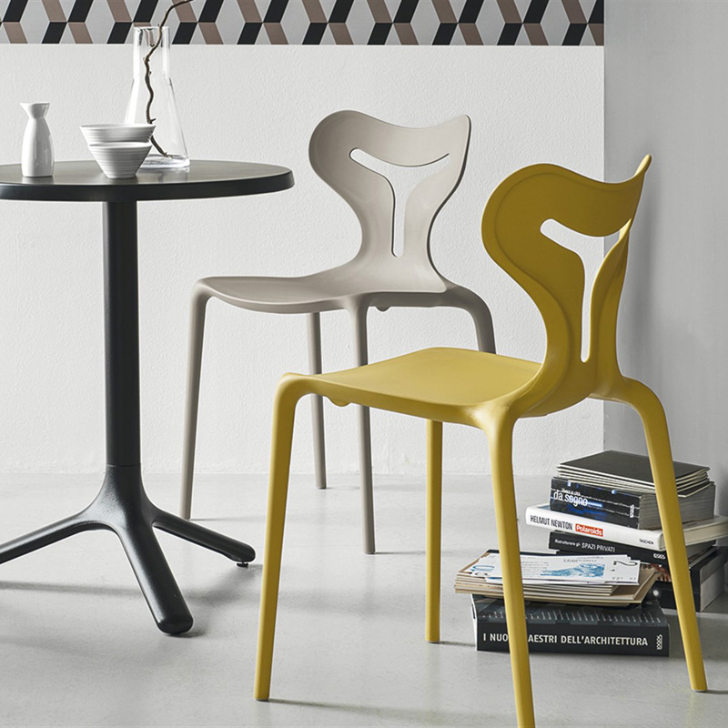 area51 dining chair by connubia calligaris 2 - Masa Cocktail (Connubia)