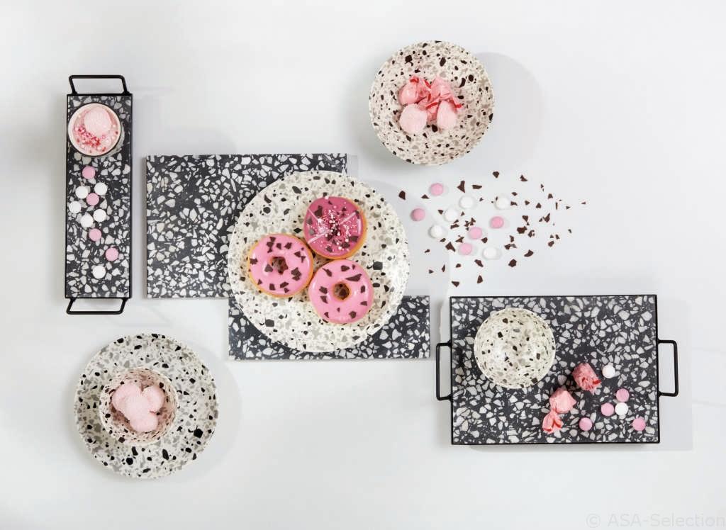 Terrazzo SummerSkMmoIkjoO9es - Platou Ceramic ASA Selection 30*9 cm,(6230219)