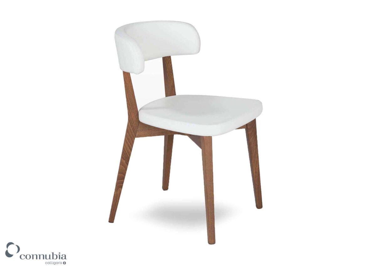 117928 1 white faux leather dining chair siren power shot 1200x855 - Scaun Siren CONNUBIA (CB/1536)