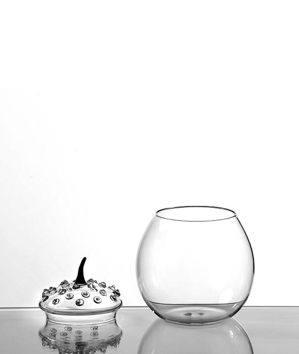 4920 01 - Vase cu capac Amuse (4920.PB) ZIEHER – Germania