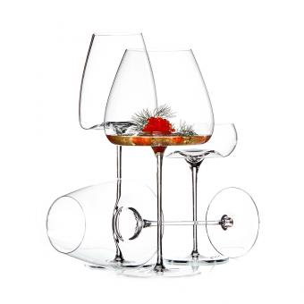 Weinglas Intense 2er Set Glasserie VISION von Zieher 4 28901 - Pahar pentru vin Intense (5480.03PB) ZIEHER – Germania