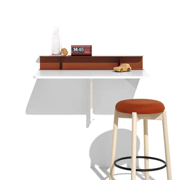 Connubia Clelia stool szek 3 600x600 - Scaun pentru bar Clelia (Connubia)